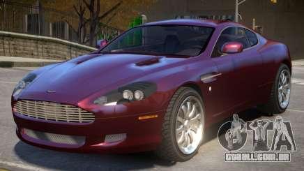 Aston Martin DB9 NC para GTA 4
