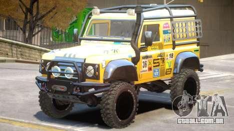 Land Rover Defender V2 para GTA 4