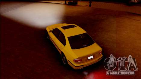 Improved Vehicle Features 2.1.1 para GTA San Andreas