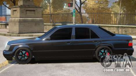 Mercedes W124 para GTA 4