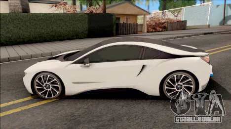 BMW i8 Coupe para GTA San Andreas