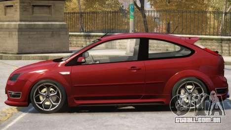Ford Focus STR para GTA 4