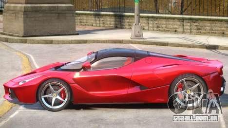 Ferrari LaFerrari Upd para GTA 4