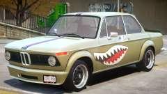 1973 BMW Turbo V1 PJ para GTA 4