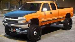 Chevrolet Silverado V2 para GTA 4
