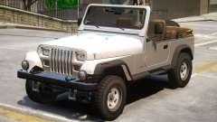 Jeep Wrangler V2 para GTA 4