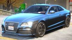 Audi RS5 V2.2 para GTA 4