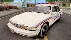 Chevrolet Caprice 1995 SA State Police