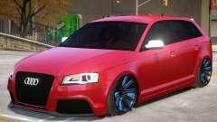 Audi RS3 Sportback V1 para GTA 4