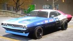 Dodge Challenger V1 PJ5 para GTA 4