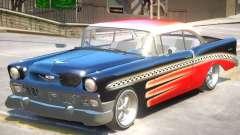 1956 Chevrolet Bel Air PJ para GTA 4