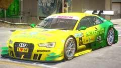 Audi RS5 PJ para GTA 4