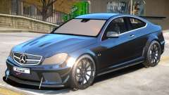 Mercedes Benz C63 Custom