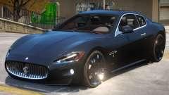 2012 Maserati Granturismo V2 para GTA 4