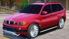 BMW X5 R1 para GTA 4