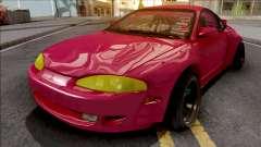 Mitsubishi Eclipse GSX 1995 CAMBERDUCK para GTA San Andreas