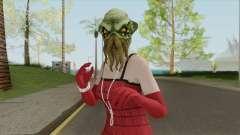 Redacted Girl (GTA Online) para GTA San Andreas