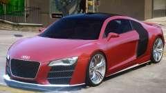 Audi R8 Improved para GTA 4