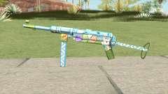 MP-40 (Crazy Bunny) para GTA San Andreas