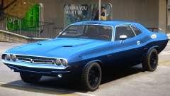 1971 Challenger V1.4 para GTA 4