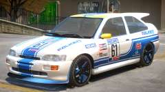Ford Escort RS PJ3 para GTA 4
