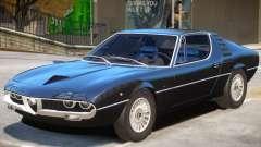1970 Alfa Romeo Montreal para GTA 4