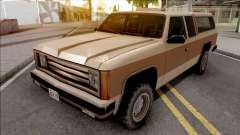 Rancher 4-Seat para GTA San Andreas