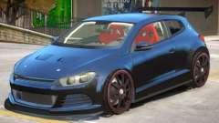 Volkswagen Scirocco V1.2 para GTA 4
