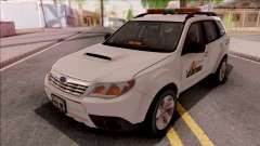 Subaru Forester 2011 City of Las Barrancas para GTA San Andreas