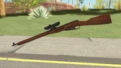 Mosin-Nagant M1891 (Insurgency) para GTA San Andreas