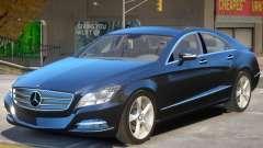 Mercedes Benz CLS 350 V1 para GTA 4