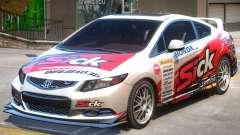 Honda Civic PJ2 para GTA 4