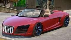Audi R8 GT V1.1 para GTA 4