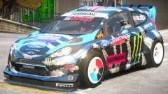 Ford Fiesta RS PJ1 para GTA 4