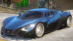 Marussia B2 V1 para GTA 4