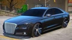 Audi A8 V1 para GTA 4