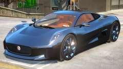 Jaguar C-X75 V1.2 para GTA 4