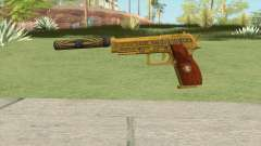 Hawk And Little Pistol GTA V (Luxury) V4