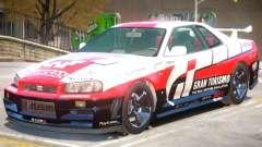Nissan Skyline Z-tune para GTA 4