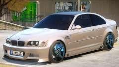 BMW M3 E46 R1 para GTA 4