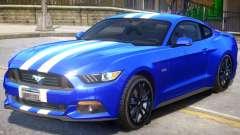 Ford Mustang GT V1.2 para GTA 4