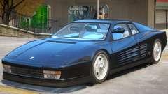 Ferrari Testarossa V1.1 para GTA 4
