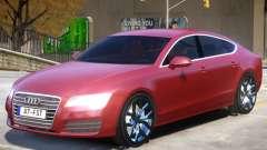 Audi A7 V1 para GTA 4