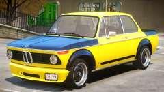 1973 BMW Turbo V1 para GTA 4