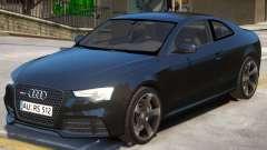 Audi RS5 V1.1 para GTA 4