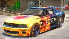 Ford Mustang GTR V1 J1 para GTA 4
