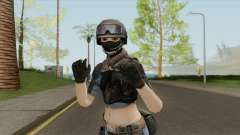 Character From Point Blank V5 para GTA San Andreas