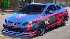 Honda Civic PJ1 para GTA 4