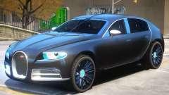 Bugatti Galibier V1