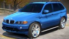 BMW X5 R2 para GTA 4